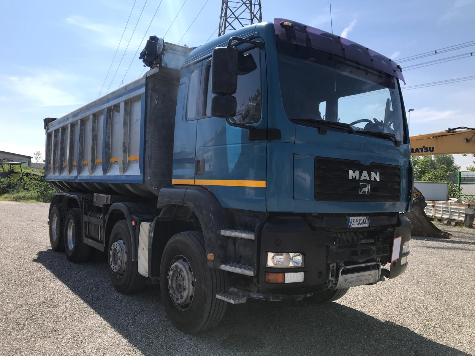 Man Archivi - Albacamion | Used heavy equipment traders